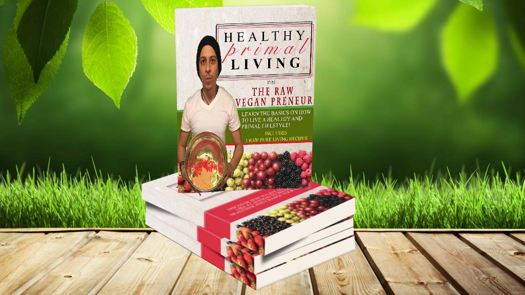 raw vegan preneur ebook cover